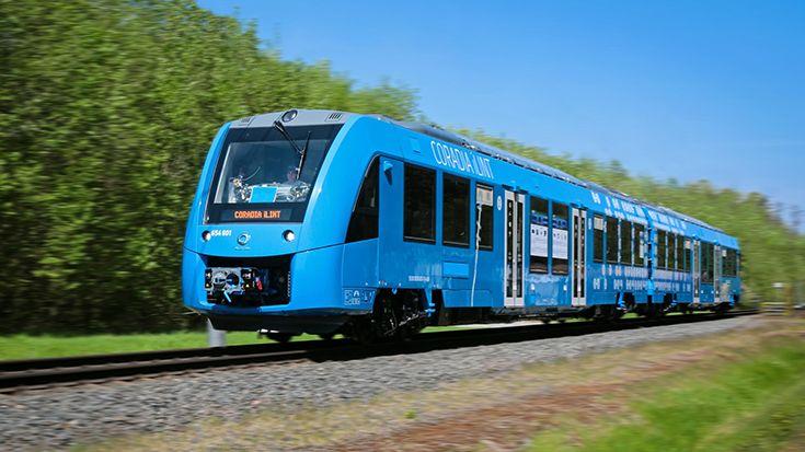 """Alternative Antriebe im Nahverkehr vor Durchbruch: Allianz pro Schiene: Wasserstoff- und Batteriezüge """"Anfang vom Ende des Diesels"""""""