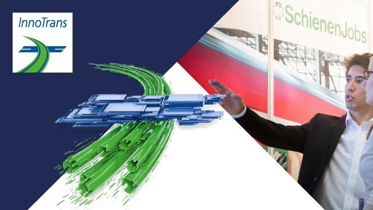 Lokführermangel, Frauenpower, Energiesparen Alle InnoTrans-Events und Pressetermine der Allianz pro Schiene auf einen Blick
