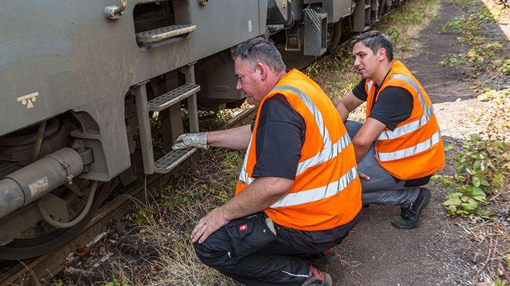 Plötzlich Lokführer Folge 4: Willkommen im Güterverkehr