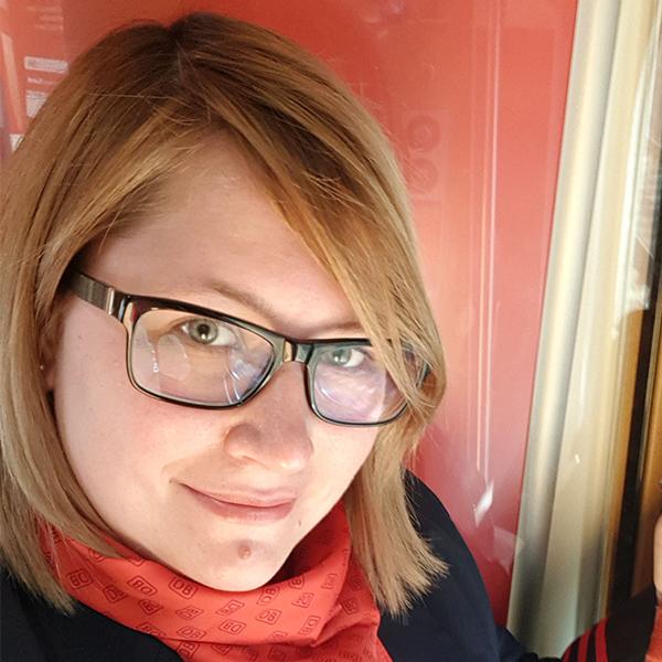Eisenbahner mit Herz: Nominierte 2019 - Janine Haas
