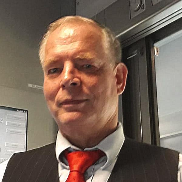 Eisenbahner mit Herz 2019 -Klaus Dieter Kabus