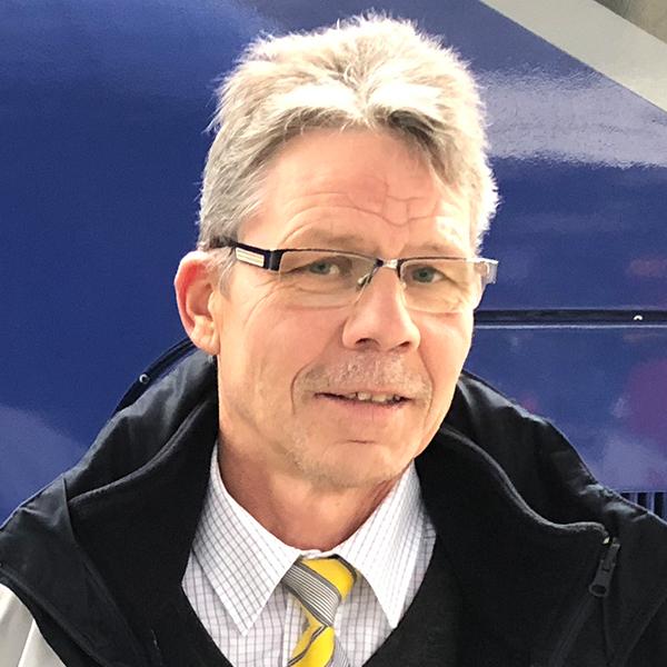 Eisenbahner mit Herz: Nominierte 2019 - Manfred Kastl