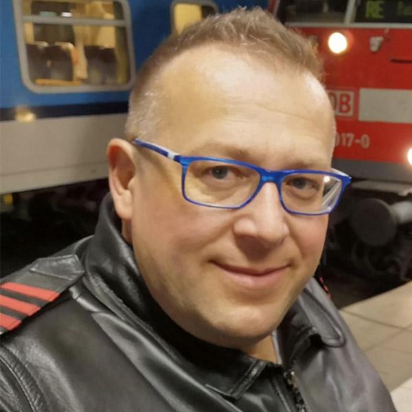 Eisenbahner mit Herz: Nominierte 2019 - Mario Meier
