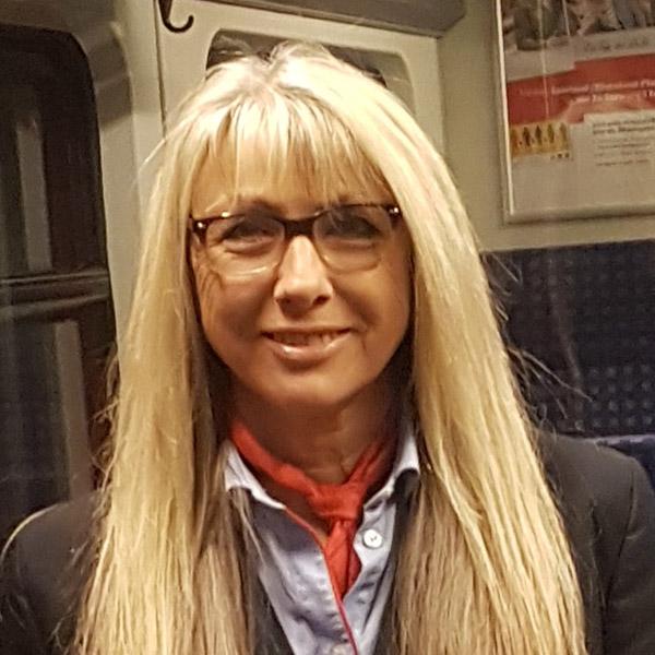 Eisenbahner mit Herz: Nominierte 2019 - Ramona Nietner