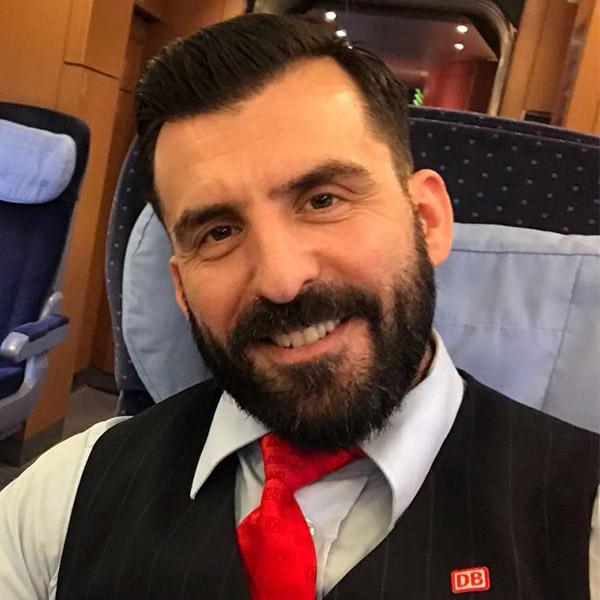 Eisenbahner mit Herz 2019 - Vasileios Gavrouzous