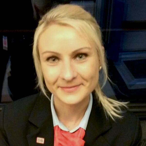 Eisenbahner mit Herz: Nominierte 2019 - Verena Groß