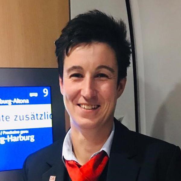Eisenbahner mit Herz: Nominierte 2019 - Mareen Harder