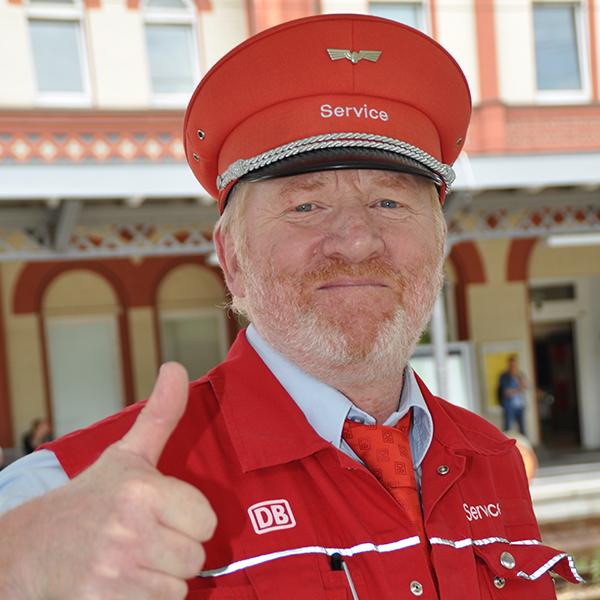 Eisenbahner mit Herz: Nominierte 2019 - Heinz Korte