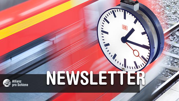 Allianz pro Schiene: Newsletter Dezember 2018