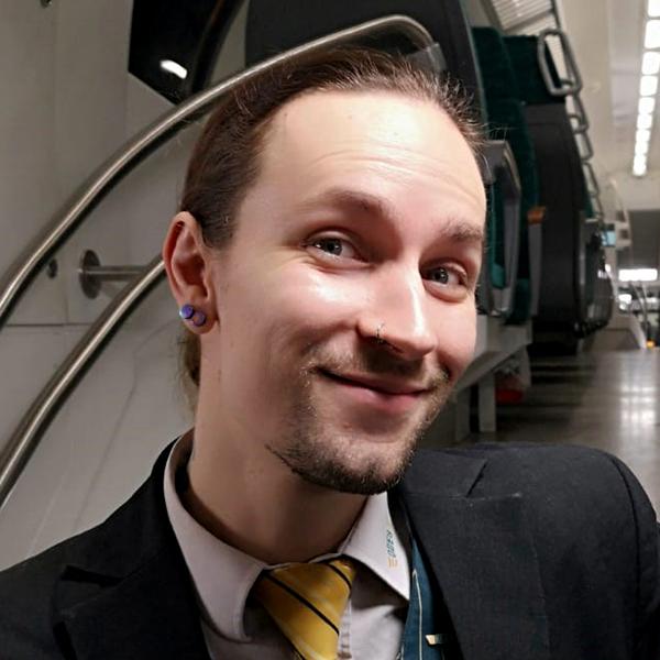 Eisenbahner mit Herz: Nominierte 2019 - Oliver Ott