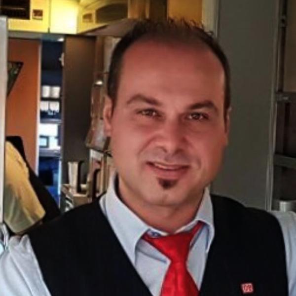 Eisenbahner mit Herz: Nominierte 2019 - Azem Ahmeti