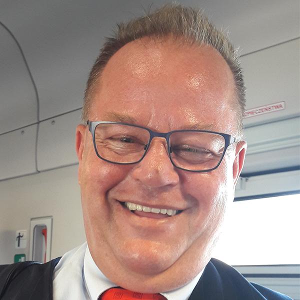 Eisenbahner mit Herz Nominierte 2019 - Bodo Hühnerbein