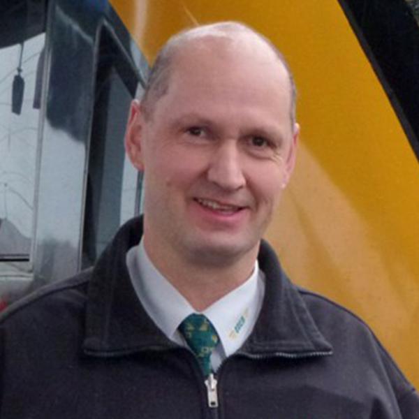 Eisenbahner mit Herz Nominierte 2019 - Lutz Weber