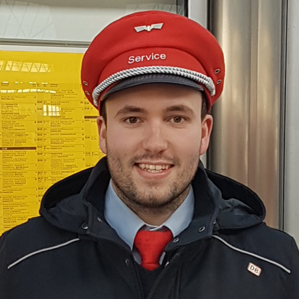 Eisenbahner mit Herz Nominierte 2019 - Marco Simon