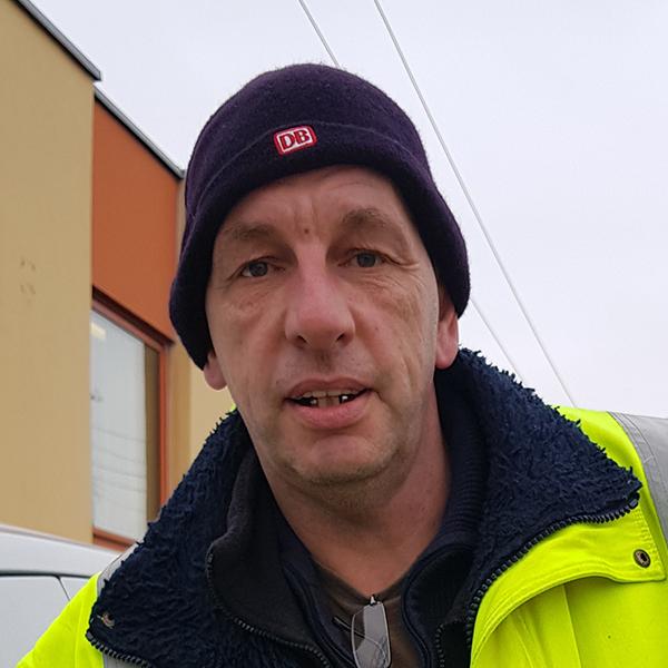 Eisenbahner mit Herz Nominierte 2019 - Thorsten Mogk