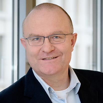 Markus Sievers - Pressesprecher der Allianz pro Schiene