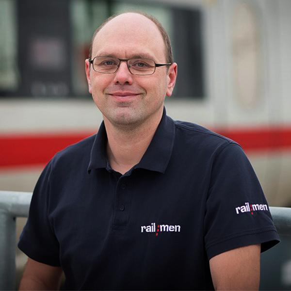 Eisenbahner mit Herz Nominierte 2019 - Jan Krehl