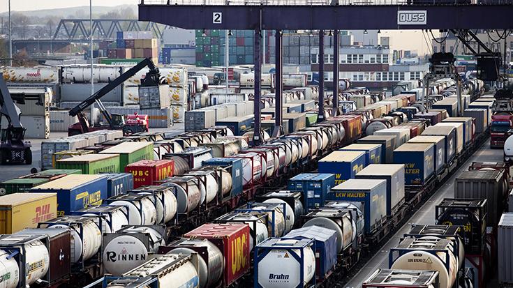 Kombinierter Verkehr: Wie die Verkehrsverlagerung in Deutschland gelingen kann (8. Nationale Konferenz Güterverkehr und Logistik & Tag des Kombinierten Verkehrs)