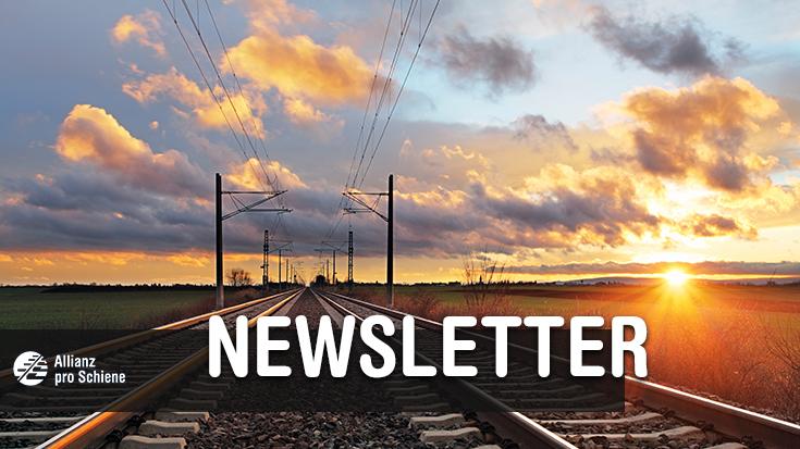 Allianz pro Schiene-Newsletter Februar 2019:Eine neue Arbeitsgruppe für das Zukunftsbündnis Schiene, warum Bahnfahrer schlanker sind als Autofahrer und was Großbritannien für die Dekarbonisierung tut