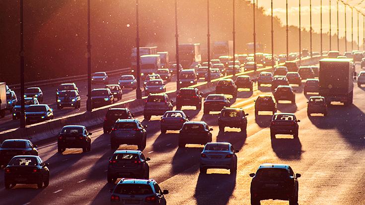 Keine Trendwende bei der Klima-Belastung durch den Verkehr. Die verkehrsbedingten Treibhausgas-Emissionen in Deutschland sind