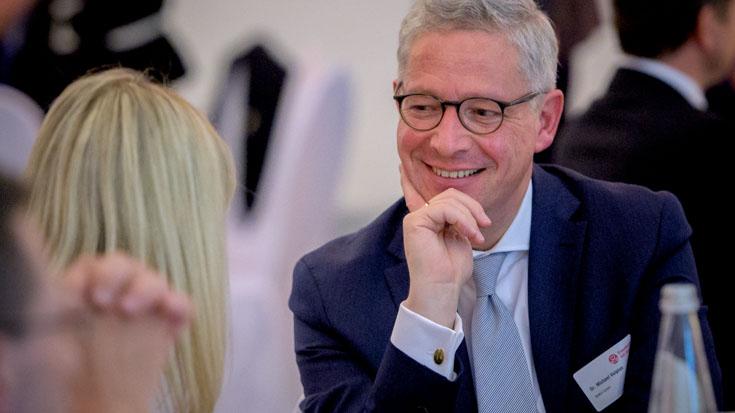 Michael Vulpius, Chef der BeNEX GmbH