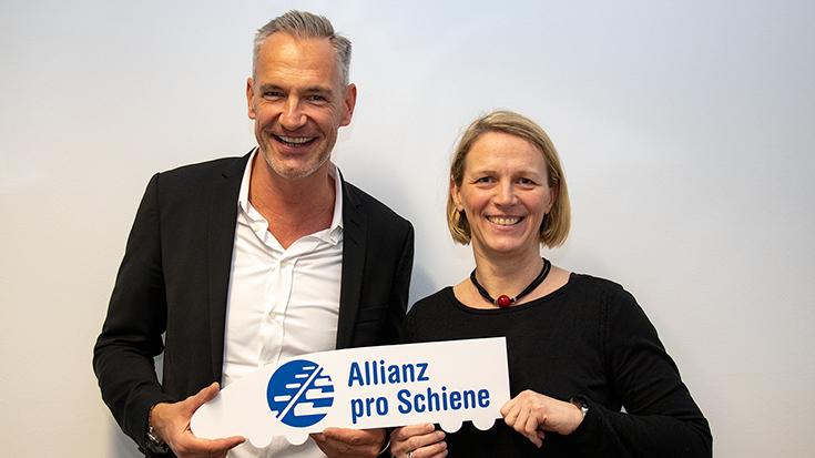 """""""Gemeinschaftlicher Ansatz zur Fachkräftegewinnung"""": Vogt und Jacob zu SchienenJobs-Netzwerksprechern gewählt"""