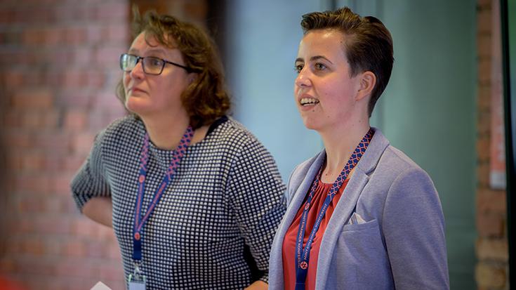 MINT.einander-Konferenz Bilder, Bildergalerie, Mobilität braucht Frauen