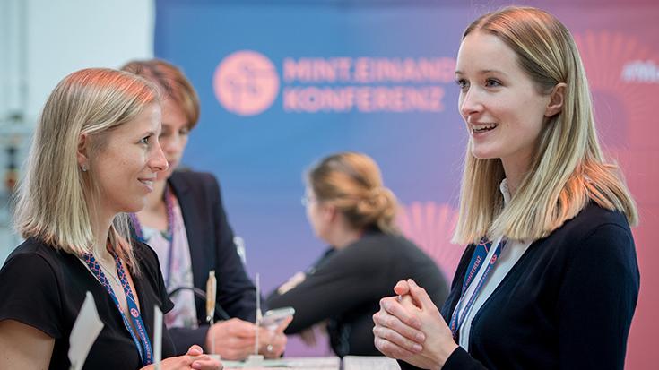 """""""MINT.einander-Konferenz"""" zeigt Karriere-Chancen für Frauen in der Mobilitätsbranche - Die Konferenz in Bildern"""