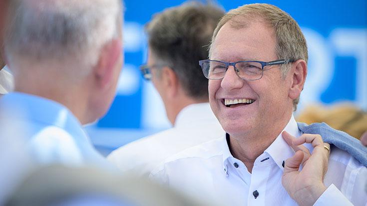 Johannes Gräber, Leiter Modernisierungs- und Zulassungsstrategie der Knorr-Bremse GmbH.