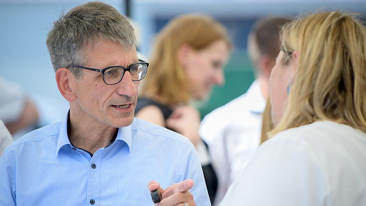 Dr. Oliver Kraft, CEO der voestalpine BWG GmbH.