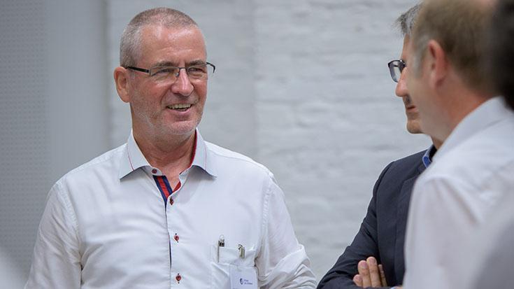 Uwe Günther ist Leiter Beschaffung bei der Deutschen Bahn AG.