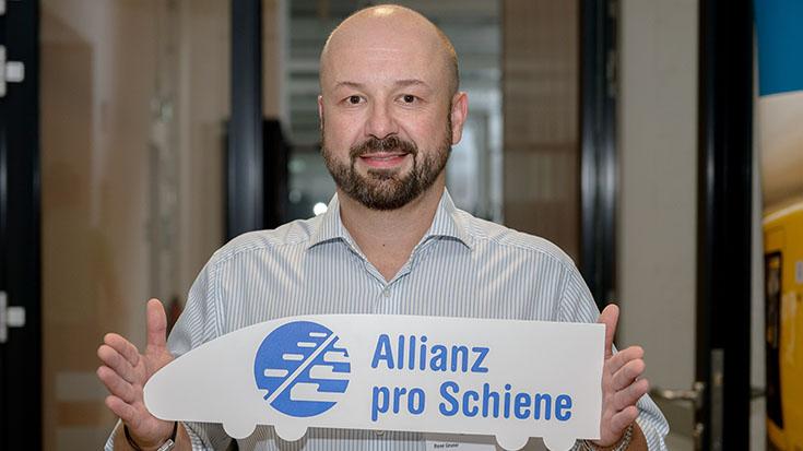 Experte für die Rekrutierung von Fachkräften: René Gruner stellt sein Unternehmen, die Hays AG vor.