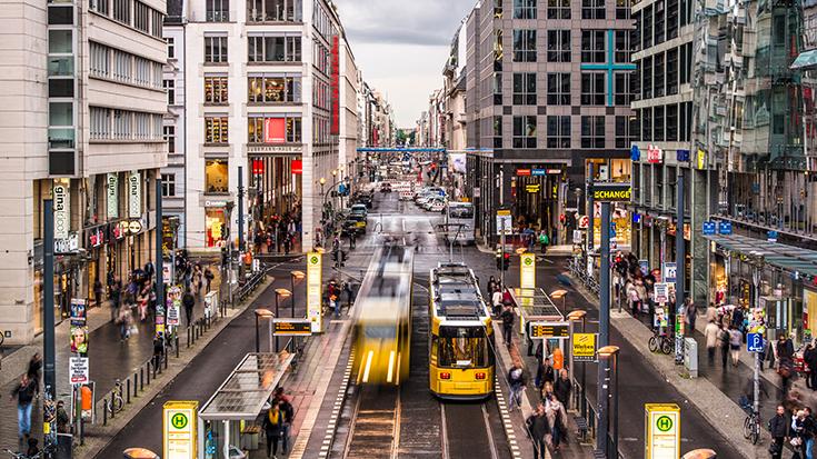 Schiene statt Straße, Repräsentative Umfrage zeigt deutlichen Einstellungswandel der Deutschen