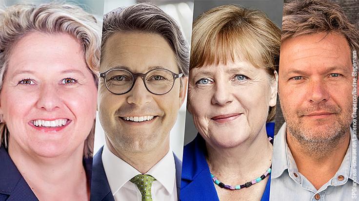 Vier Politiker, vier Parteien - eine Meinung: Alle wollen, dass die Schiene preislich attraktiver wird. Jetzt müssen sie es nur noch machen.