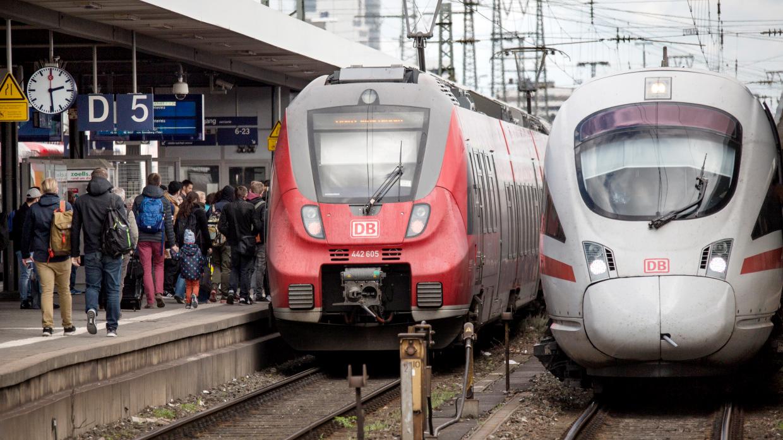 Kostenlose Bahnfahrten für Soldaten sind sinnvoll. Aber sie müssen von der gesamten Gesellschaft und damit vom Bund finanziert werden, fordert die Allianz pro Schiene.