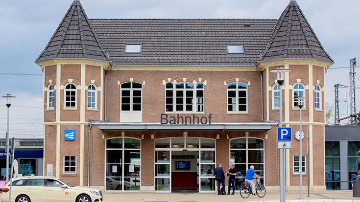 Der Bahnhof Bad Bentheim ist Bahnhof des Jahres 2019 | Allianz pro Schiene