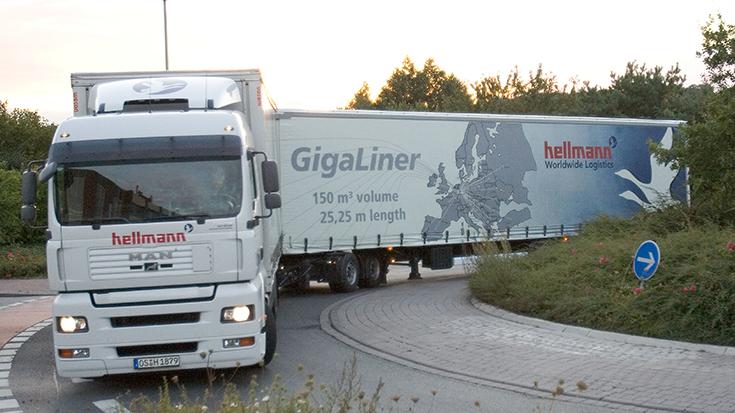 Kritik am Gigaliner.