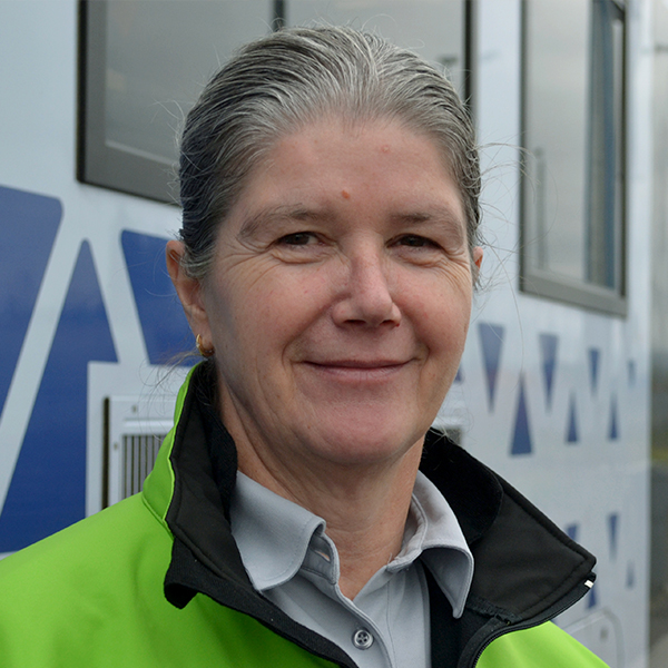 Eisenbahner mit Herz Nominierte 2020 - Heike Bayer