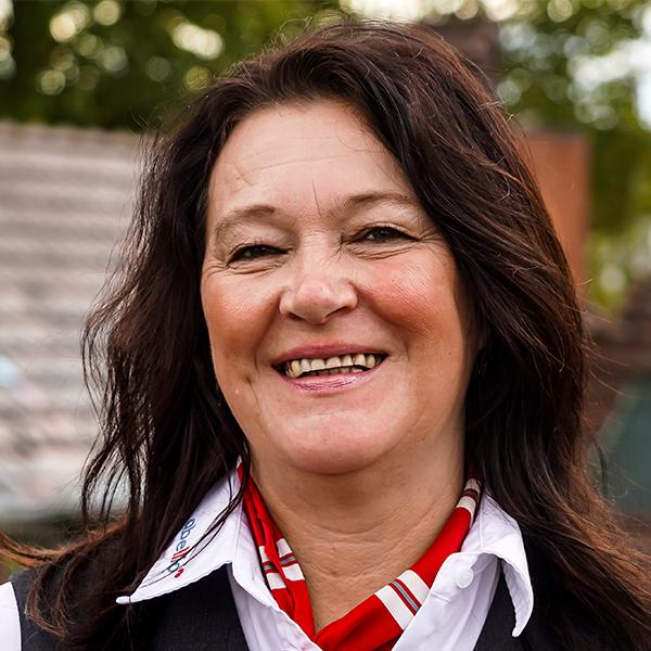 Eisenbahner mit Herz Nominierte 2020 - Ines Bleidorn