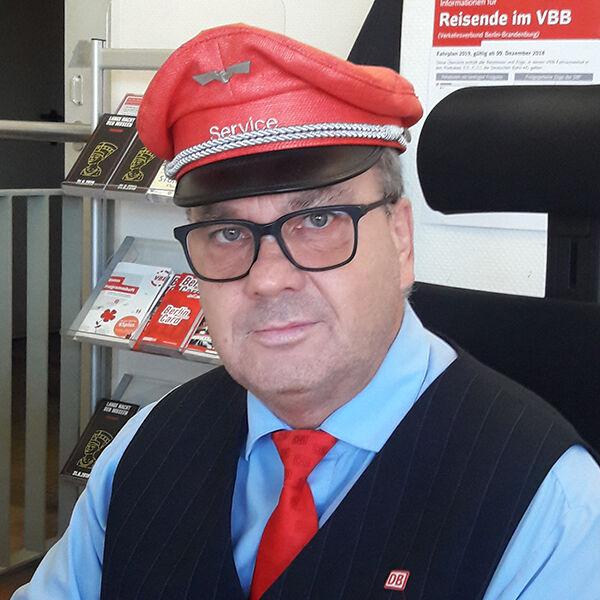 Eisenbahner mit Herz Nominierte 2020 - Michael Dobbertin
