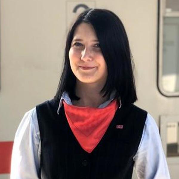 Eisenbahner mit Herz Nominierte 2020 - Kathrin Kügler