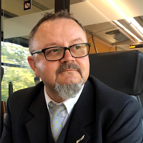 Eisenbahner mit Herz Nominierte 2020 - Peter Langner