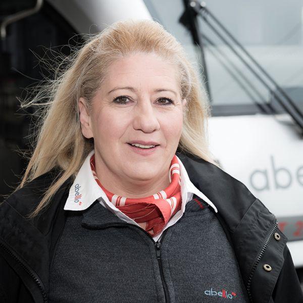 Eisenbahner mit Herz Nominierte 2020 - Lena-Sophia Nobbe