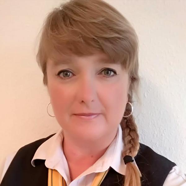 Eisenbahner mit Herz Nominierte 2020 - Antje Puchert