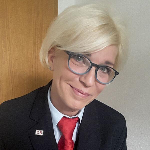 Eisenbahner mit Herz Nominierte 2020 - Doreen Skorupski-Luthra