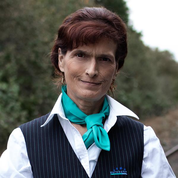 Eisenbahner mit Herz Nominierte 2020 - Heidemarie Wurm