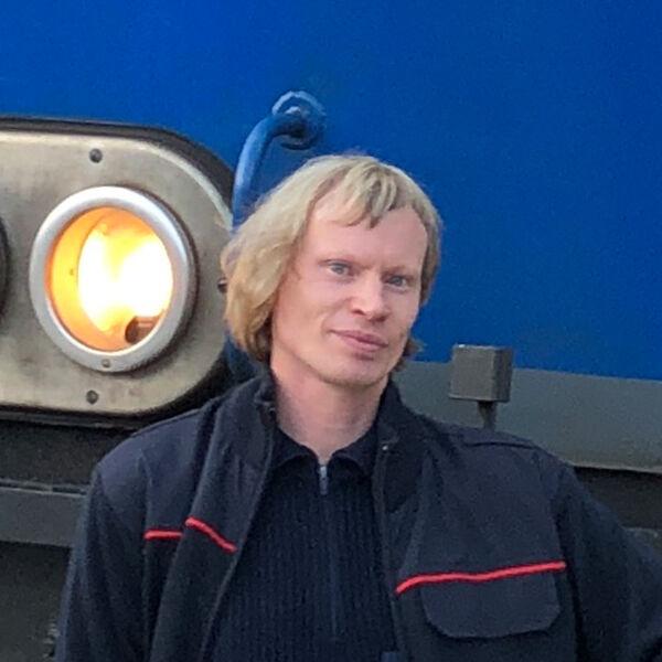 Eisenbahner mit Herz Nominierte 2020 - Florian Binanzer