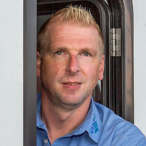 Eisenbahner mit Herz Nominierte 2020 - Wytze De Jong
