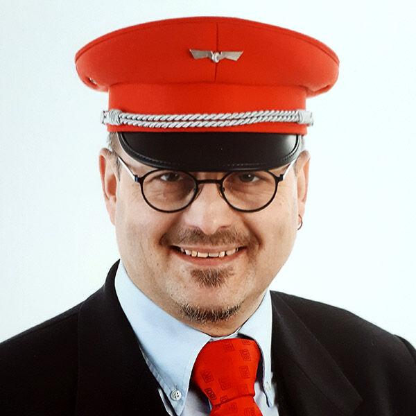 isenbahner mit Herz Nominierte 2020 - Uwe Prahn