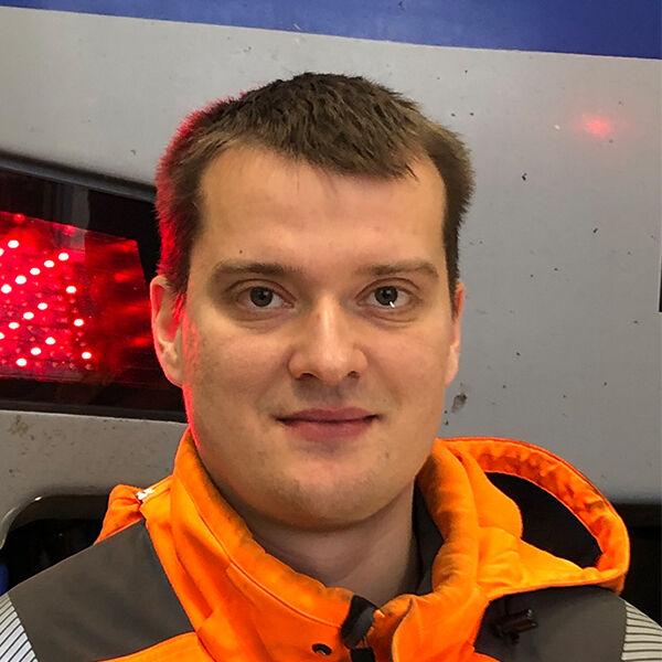 Eisenbahner mit Herz Nominierte 2020 - Christoph Angstl